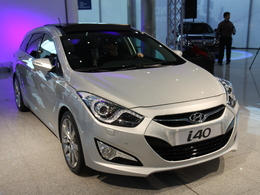 Photo HYUNDAI I40