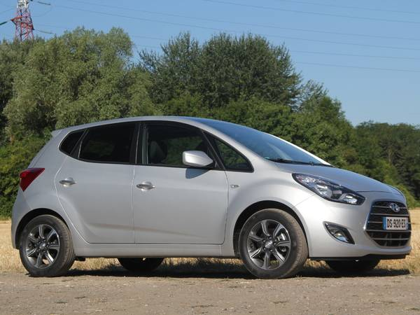Photo hyundai ix20 2010