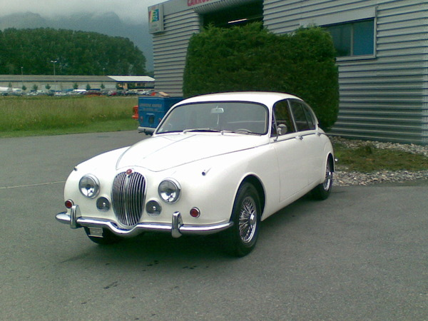 Photo JAGUAR 340