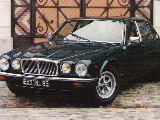 Photo JAGUAR DAIMLER