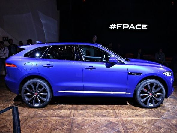 fiches techniques jaguar f pace 2016 jaguar f pace. Black Bedroom Furniture Sets. Home Design Ideas