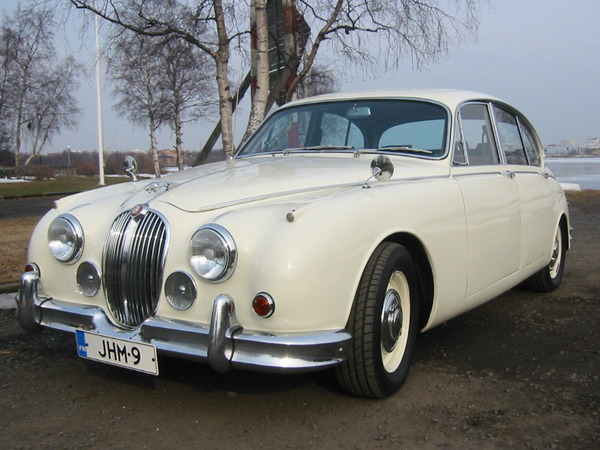 Photo jaguar mk ii