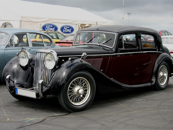 Photo JAGUAR MK IV