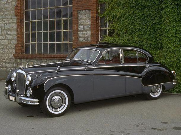 Photo JAGUAR MK VIII