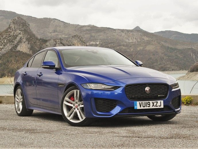 Photo jaguar xe 2015