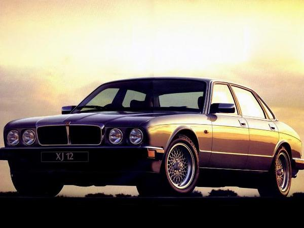 Photo JAGUAR XJ12