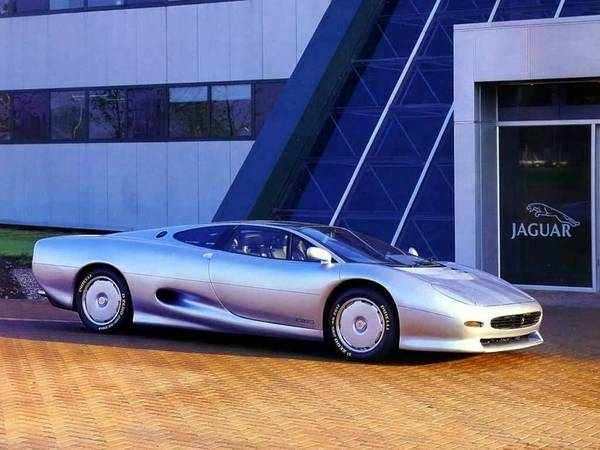 Photo JAGUAR XJ220