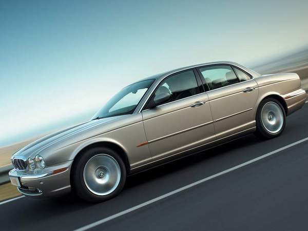 Photo jaguar xj6 1998