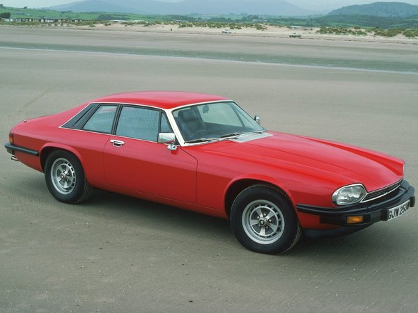 Photo jaguar xjs 1995