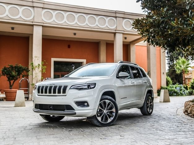 Photo jeep cherokee
