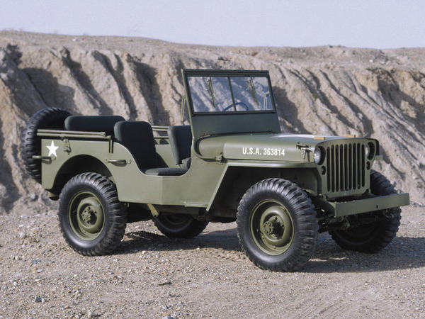 Photo JEEP WILLYS