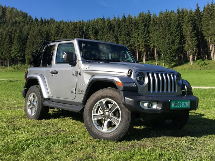 Photo jeep wrangler 2020