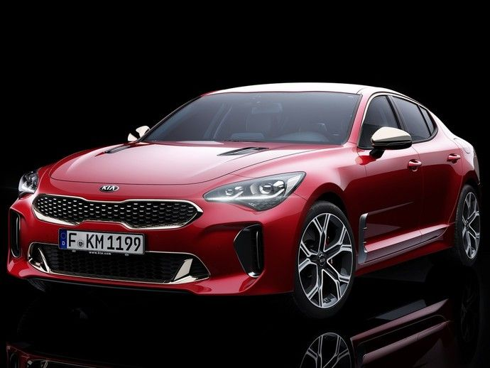 Photo KIA STINGER