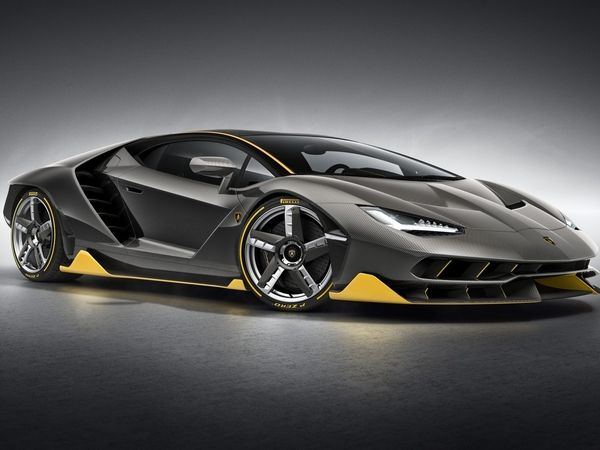 Photo LAMBORGHINI CENTENARIO