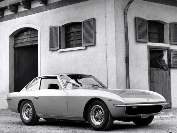 Photo LAMBORGHINI ISLERO