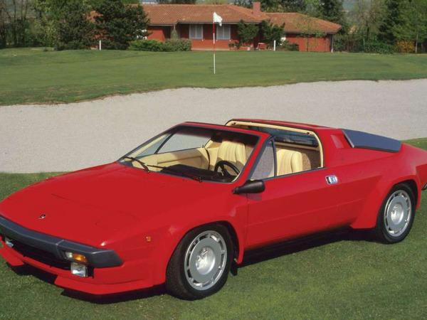 Photo LAMBORGHINI JALPA