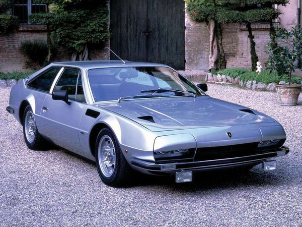 Photo LAMBORGHINI JARAMA
