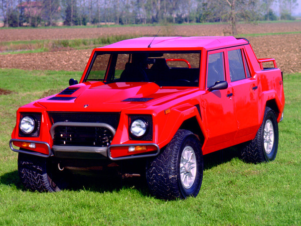 Photo lamborghini lm