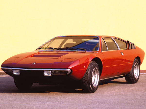 Photo LAMBORGHINI URRACO