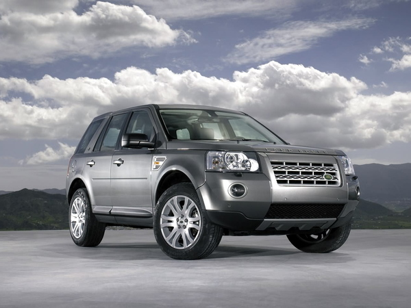 Photo land rover freelander