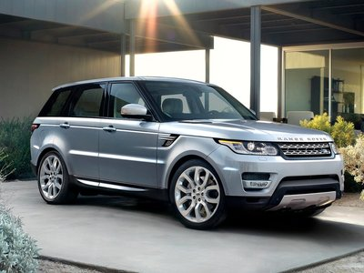 vu en vid o le futur range rover sport sur le n rburgring. Black Bedroom Furniture Sets. Home Design Ideas