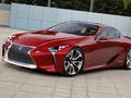Photos Lexus Lf-lc Concept