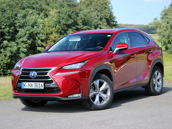 Photo LEXUS NX