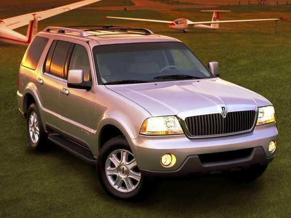 Photo LINCOLN AVIATOR