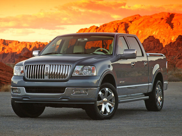 Photo LINCOLN MARK LT
