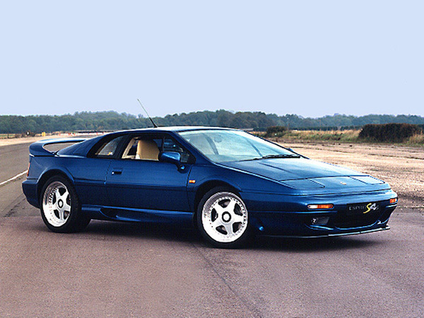 Photo LOTUS ESPRIT