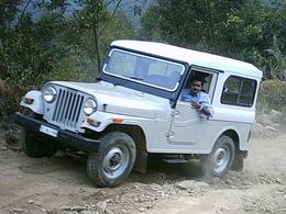 Mahindra Cj