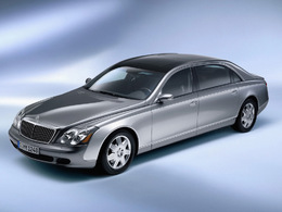 Maybach 62 Berline