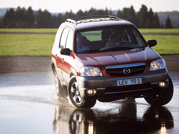 Photo MAZDA TRIBUTE
