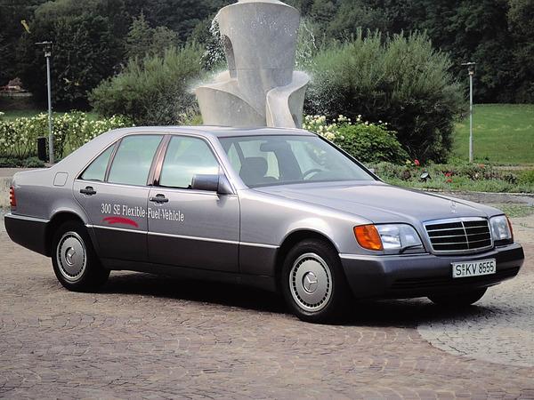 Photo mercedes 300 1992
