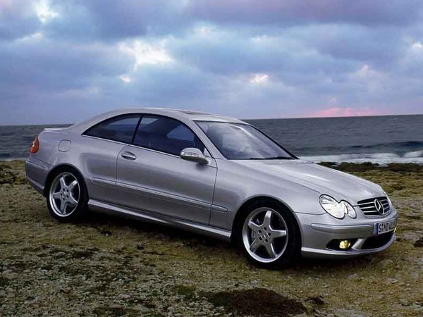 Photo mercedes clk 1998