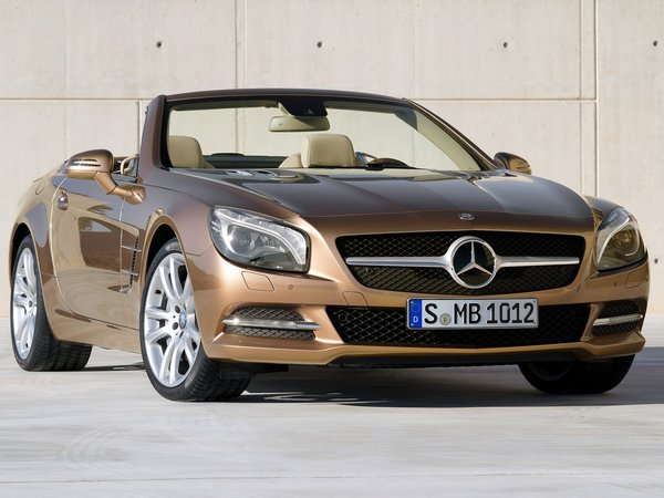 Photo mercedes sl 1990