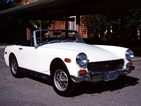 Photo MG MIDGET