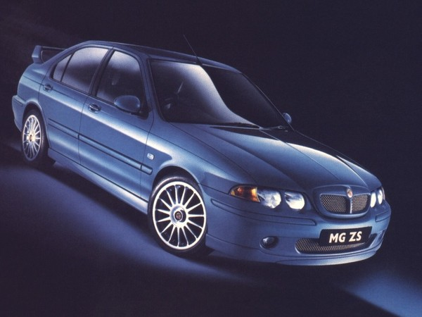 Photo MG ZS