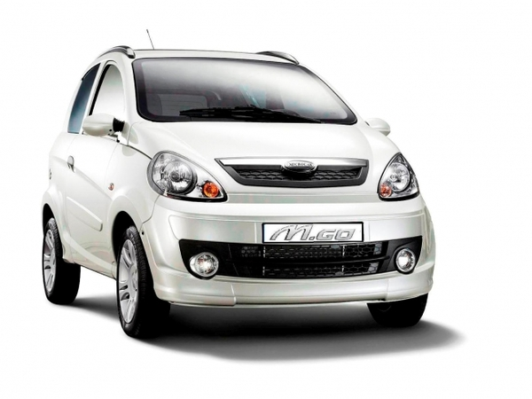 Photo microcar m.go