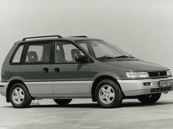 Photo mitsubishi space runner 1997