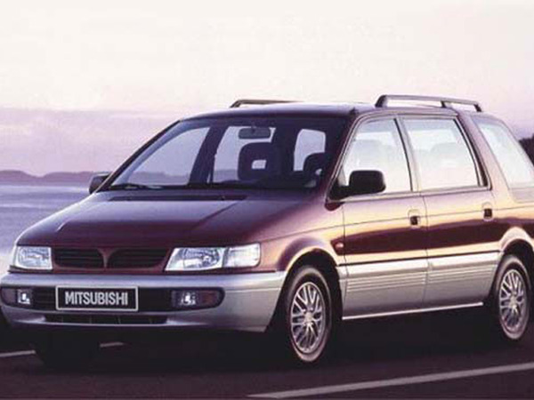 Photo mitsubishi space wagon 1989
