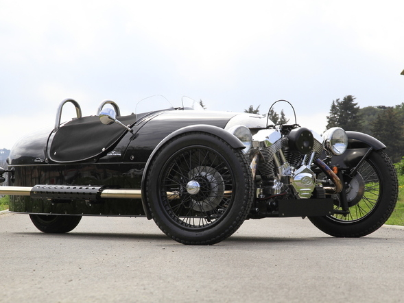 Photo MORGAN THREEWHEELER