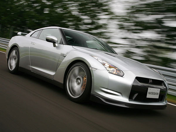 Photo NISSAN GT_R