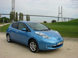 Photo NISSAN LEAF