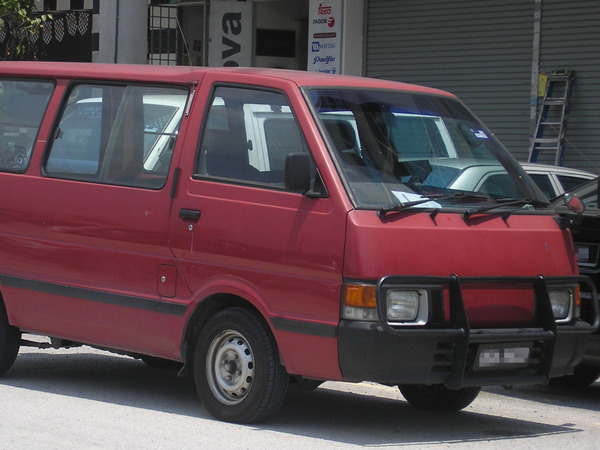 Photo nissan vanette 1989