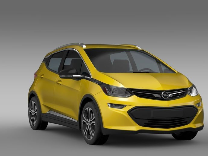 Photo OPEL AMPERA_E