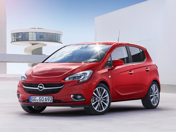 Photo opel corsa 2000