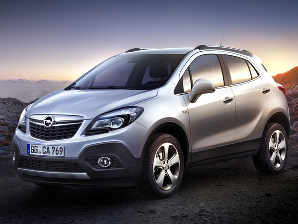Photo opel mokka 2016