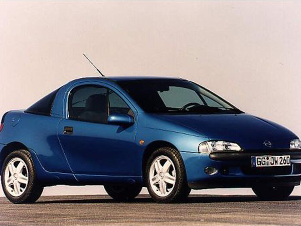 Photo OPEL TIGRA
