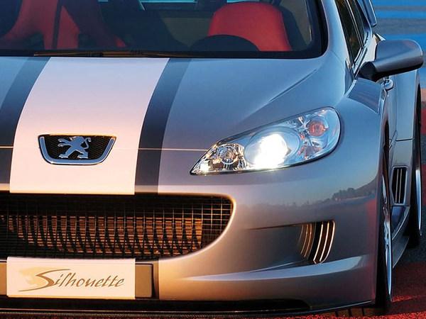 Peugeot407 Concept
